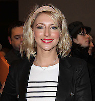 Ali Bastian Whatsonstage.com Theatregoers' Choice Awards Concert, Prince of Wales Theatre, London, UK, 20 February 2011: Contact: Ian@Piqtured.com +44(0)791 626 2580 (Picture by Richard Goldschmidt)