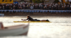 03.07.2011, Ironman Austria, Klagenfurt, Kaernten, im Bild Staff, EXPA Pictures © 2011, PhotoCredit: EXPA/ M. Kuhnke