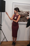 INBAL MIZRAHI, The Deutsche Börse Photography Prize 2012. Photographers Gallery. Ramillies Place, London. 3 September 2012.
