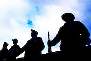 Veteran's Day Ceremonies in Yardley, Pennsylvania
