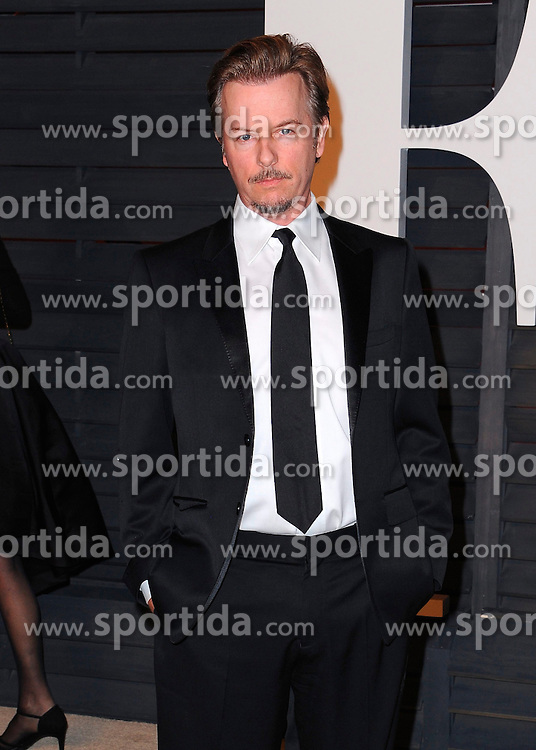 22.02.2015, Wallis Anneberg Center for the Performing Arts, Beverly Hills, USA, Vanity Fair Oscar Party 2015, Roter Teppich, im Bild David Spade // during the red Carpet of 2015 Vanity Fair Oscar Party at the Wallis Anneberg Center for the Performing Arts in Beverly Hills, United States on 2015/02/22. EXPA Pictures &copy; 2015, PhotoCredit: EXPA/ Newspix/ PGSK<br /> <br /> *****ATTENTION - for AUT, SLO, CRO, SRB, BIH, MAZ, TUR, SUI, SWE only*****