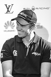 Louis Vuitton America's Cup Worlds Series in Fukuoka, Press conference. Thursday the 17th of November 2016, Fukuoka, Japan