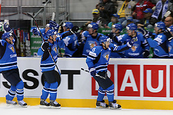 15.04.2011, Orange Arena, Bratislava, SVK, IIHF 2011 World Championship, Finale, SWEDEN vs FINLAND, im Bild ... EXPA Pictures © 2011, PhotoCredit: EXPA/ EXPA/ Newspix/ .Tadeusz Bacal +++++ ATTENTION - FOR AUSTRIA/(AUT), SLOVENIA/(SLO), SERBIA/(SRB), CROATIA/(CRO), SWISS/(SUI) and SWEDEN/(SWE) CLIENT ONLY +++++