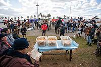 Nelle foto vediamo la benedizione degli animali e del pane che poi viene distribuito ai fedeli.<br /> <br /> In the picture we see the blessing of the animals and the bread, which is then distributed to the faithful.