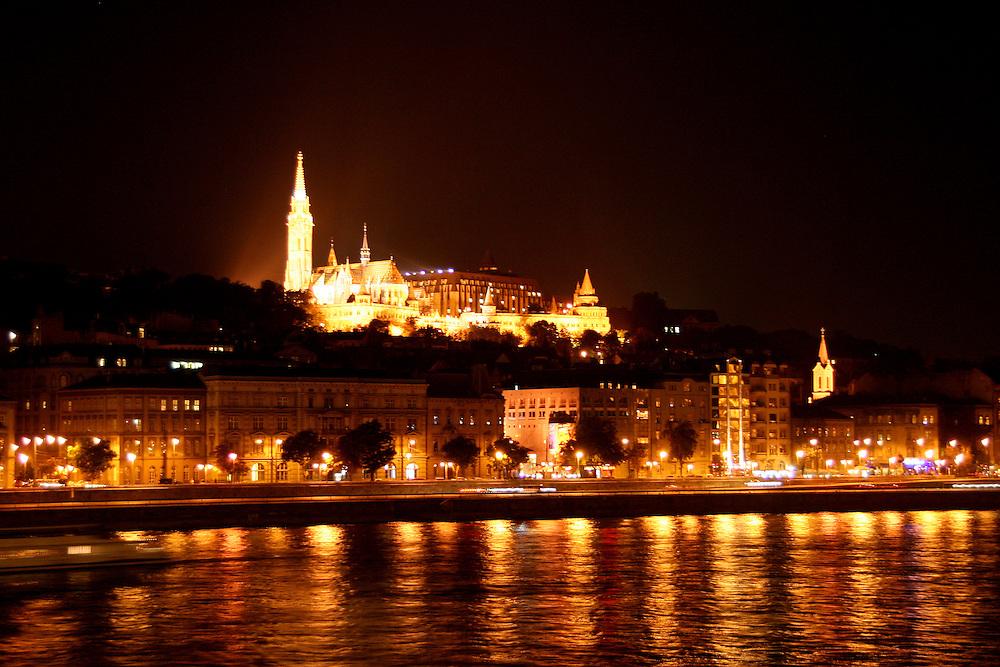 Castle Hill (Várhegy), Budapest, Hungary