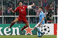 "MARIO GOMEZ Bayern<br /> MONACO  02/11/2011 STADIO ""ALLEANZ ARENA""<br /> FOOTBALL CALCIO CHAMPIONS LEAGUE 2011/2012<br /> BAYERN MUNCHEN MONACO VS NAPOLI NAPLES<br /> FOTO PARTENOPRESS\INSIDEFOTO"