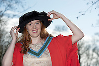27/02/2014 XX job Mary Walsh from Moycullen who got Phd's in Bio- Chemistry.from NUIG. Photo:Andrew Downes