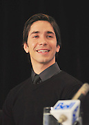11.SEPT.2010. TORONTO<br /> <br /> JUSTIN LONG ATTENDS THE PRESS CONFRENCE OF NEW FILM THE CONSPIRATOR AT THE 35TH TORONTO FILM FESTIVAL IN TORONTO.<br /> <br /> BYLINE: EDBIMAGEARCHIVE.COM<br /> <br /> *THIS IMAGE IS STRICTLY FOR UK NEWSPAPERS AND MAGAZINES ONLY*<br /> *FOR WORLD WIDE SALES AND WEB USE PLEASE CONTACT EDBIMAGEARCHIVE - 0208 954 5968*