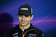 May 24-27, 2017: Monaco Grand Prix. Esteban Ocon (FRA), Sahara Force India, VJM10