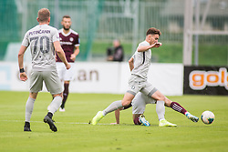 PUTINCANIN Marko of NK Olimpija during football match between NK KRANJ TRIGLAV  and NK OLIMPIJA in 13th Round of Prva liga Telekom Slovenije 2019/20, on October 6, 2019 in Sports park, Kranj, Slovenia.. Photo by Peter Podonik / Sportida