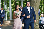 wedding party by Tallmadge wedding photographer, Akron wedding photographer Mara Robinson Photography