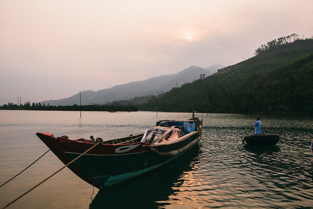 Canh Duong village, Vietnam