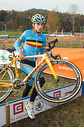 CZECH REPUBLIC / TABOR / WORLD CUP / CYCLING / WIELRENNEN / CYCLISME / CYCLOCROSS / VELDRIJDEN / WERELDBEKER / WORLD CUP / COUPE DU MONDE / #2 / KOBE GOOSSENS /
