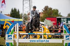 Springen D-Midden - Zonnebeke 2019