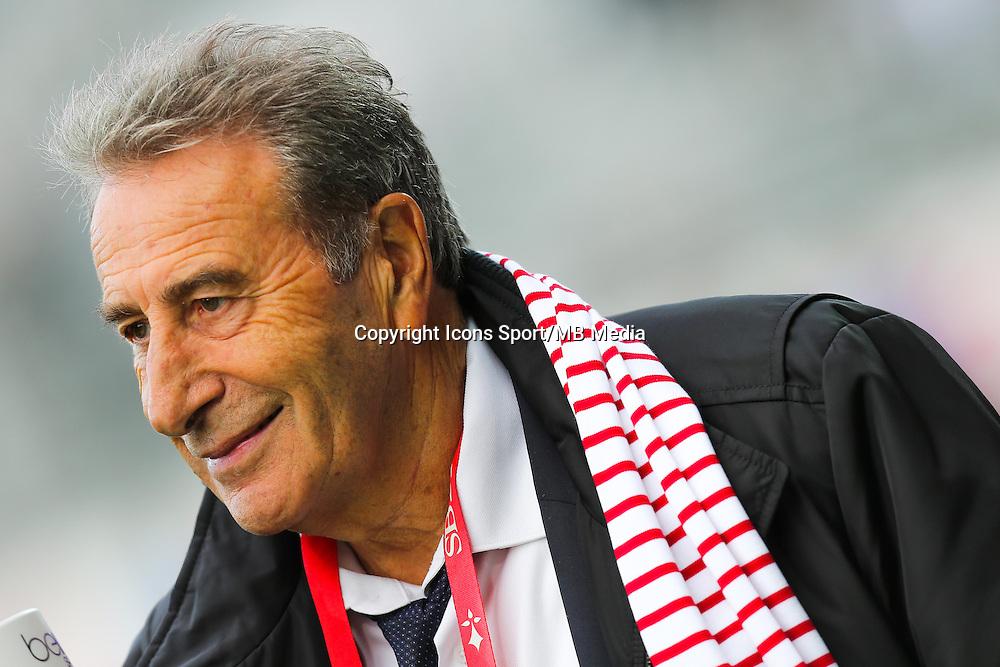 Yvon KERMAREC  - 20.12.2014 - Brest / Ajaccio - 18eme journee de Ligue 2 <br /> Photo : Vincent Michel / Icon Sport