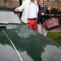 Ulrich and Martina Bez at Benzberg Classics