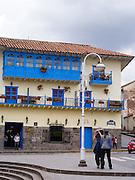 Hotel Royal Inka, Plaza Regocijo, Cusco, Peru