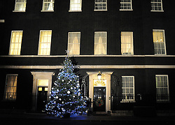 © Licensed to London News Pictures. 12/12/2011, London, UK. Downing Street today, Monday 12th December 2011. Photo credit : Stephen Simpson/LNP