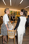 LADY MYNERS; FATIMA MALEKI, Dinner to celebrate the 10th Anniversary of Contemporary Istanbul Hosted at the Residence of Freda & Izak Uziyel, London. 23 June 2015