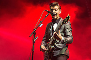 Arctic Monkeys - Hurricane 2013