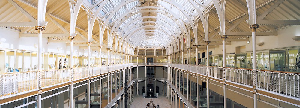National Museum Of Scotland, Edinburgh, Scotland.  Permission given by NMS picture library for commercial usage