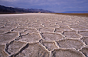 Image of Salt Flats in Badwater Basin, Death Valley National Park, California, America west coast