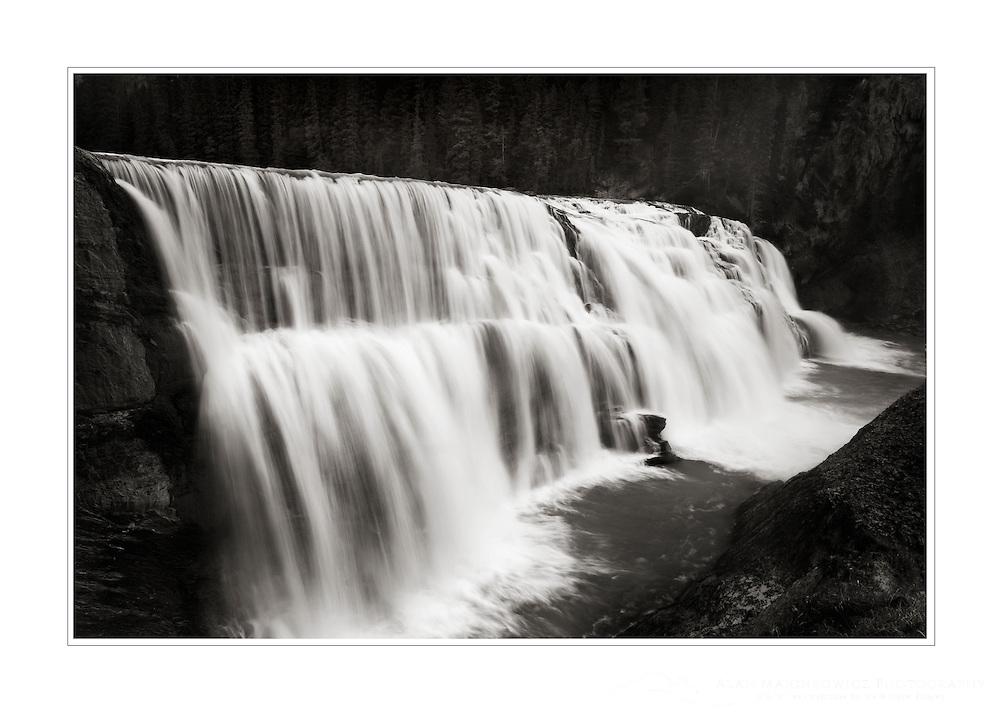 Wapta Falls, Yoho National Park British Columbia