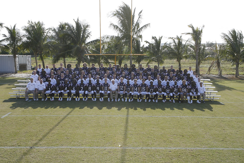 2006 FAU Football Team Photo