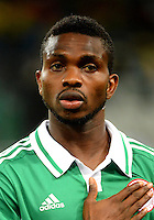 CAF_Africa Cup of Nations - South Africa 2013 / Group C / <br /> Nigeria vs Burkina Faso 1-1  ( Mbombela Stadium - Nelspruit, South Africa ) <br /> Joseph Yobo of Nigeria , during the match between Nigeria and Burkina Faso