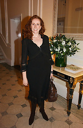 Comedienne CATHERINE TATE at The Hospital Awards - to honour talent in the creative industry, held at 9 Grosvenor Place, London on 3rd october 2006.<br /><br />NON EXCLUSIVE - WORLD RIGHTS