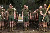Parris Island Marines