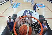 DESCRIZIONE : Trento Lega A 2015-16 Dolomiti Energia Trentino - Acqua Vitasnella Cantu<br /> GIOCATORE : Jared Berggren<br /> CATEGORIA : Schiacciata special<br /> SQUADRA : Dolomiti Energia Trentino<br /> EVENTO : Campionato Lega A 2015-2016 <br /> GARA : Dolomiti Energia Trentino - Acqua Vitasnella Cantu<br /> DATA : 10/04/2016<br /> SPORT : Pallacanestro <br /> AUTORE : Agenzia Ciamillo-Castoria/M.Gregolin<br /> Galleria : Lega Basket A 2015-2016  <br /> Fotonotizia :  Trento Lega A 2015-16 Dolomiti Energia Trentino - Acqua Vitasnella Cantu
