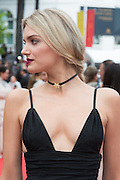 Lily Donaldson- 69TH CANNES FILM FESTIVAL 2016 - OPENING OF THE FESTIVAL WITH ' CAFE SOCIETY '<br /> ©Exclusivepix Media