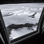 LC-130 South Pole flight