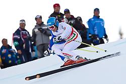 09.02.2011, Kandahar, Garmisch Partenkirchen, GER, FIS Alpin Ski WM 2011, GAP, Herren Super G, im Bild Christof Innerhofer (ITA) // Christof Innerhofer (ITA) during Men Super G, Fis Alpine Ski World Championships in Garmisch Partenkirchen, Germany on 9/2/2011. EXPA Pictures © 2011, PhotoCredit: EXPA/ J. Groder