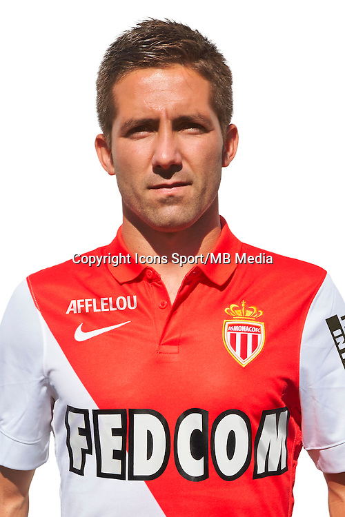 Joao MOUTINHO - 29.08.2014 - Photo officielle Monaco - Ligue 1 2014/2015<br /> Photo : Cyril Masson / AS Monaco / Icon Sport