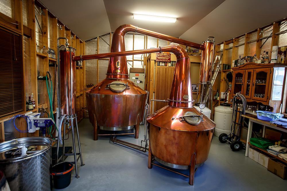 Old Hobart Distillery in Hobart, Tasmania, August 25, 2015. Gary He/DRAMBOX MEDIA LIBRARY