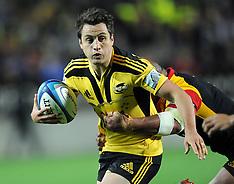 Hamilton-Rugby, Super 15, Chiefs v Hurricanes