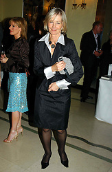 "SANDRA HOWARD at a party to celebrate the publication of Bruce Oldfield's autobiography ""Rootless"" held in aid of Crimestoppers at Claridge's, Brook Street, London W1 on 22nd September 2004.<br />