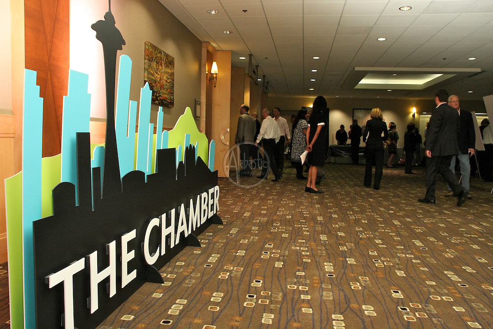 Seattle Metropolitan Chamber of Commerce Annual Meeting 2011.