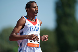 QUIATOL Hugues, FRA, 100m, T35, 2013 IPC Athletics World Championships, Lyon, France