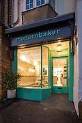 Modern Baker, Summertown, Oxford. Architect: James Wyman