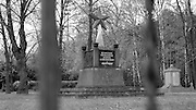 Berlin GERMANY  General Views around  the Soviet Cemetery in Dallgow Area of Land Berlin.  Thursday   22/04/2010.  [Mandatory Credit. Peter Spurrier/Intersport Images]. Street Photos