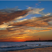 2016 - -Cape May Cove Sunset
