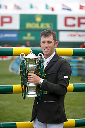 Brash Scott, (GBR) winner of the CP International Grand Prix presented by Rolex<br /> Spruce Meadows Masters - Calgary 2015<br /> © Hippo Foto - Dirk Caremans<br /> 13/09/15