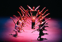 "The Colorado Ballet performing ""Carmina Burana"", Denver Performing Arts Complex, Denver, Colorado"
