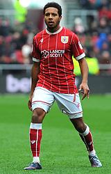 Korey Smith of Bristol City - Mandatory by-line: Nizaam Jones/JMP - 17/03/2018 - FOOTBALL - Ashton Gate Stadium- Bristol, England - Bristol City v Ipswich Town - Sky Bet Championship