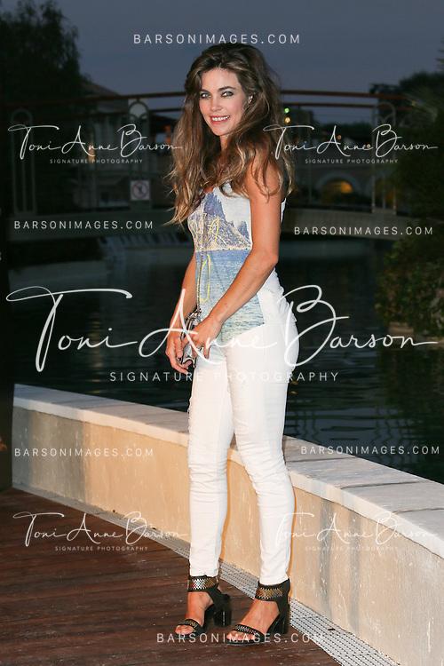 MONTE-CARLO, MONACO - JUNE 09:  Amelia Heinle attends a Party at the Monte Carlo Bay Hotel on June 9, 2014 in Monte-Carlo, Monaco.  (Photo by Tony Barson/FilmMagic)