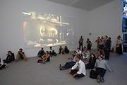 "Dutch Pavillion. Fiona Tan. ""Disorient"", 2009. Curator: Saskia Bos."