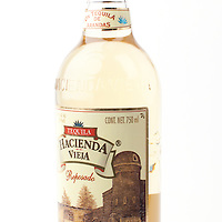 Hacienda Vieja reposado -- Image originally appeared in the Tequila Matchmaker: http://tequilamatchmaker.com